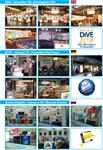 Images of CDWS stand at International Dive Shows