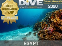 Dive Travel Awards 2020